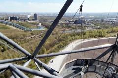 Blick von einer Aussichtsplattform