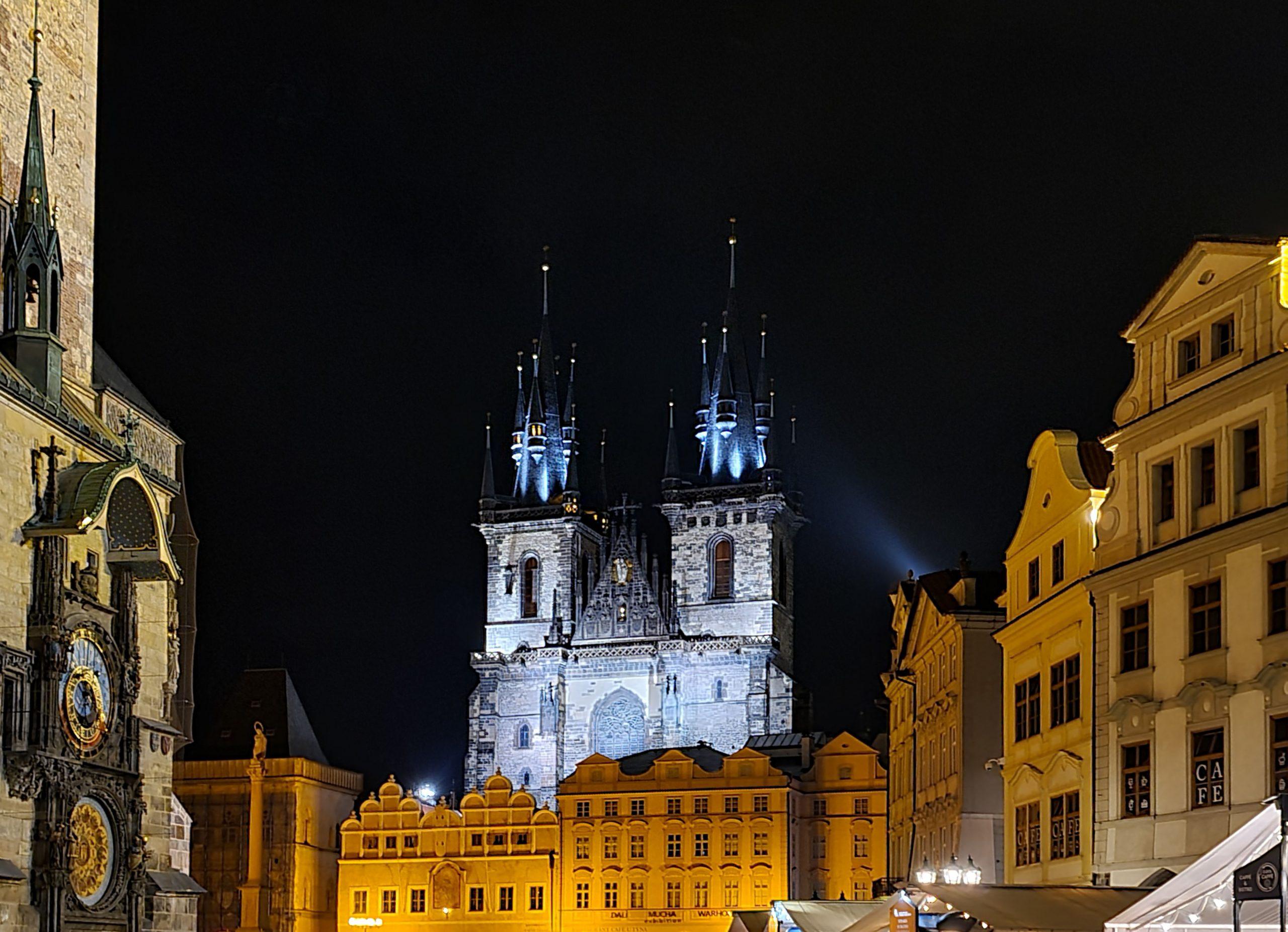 Teynkirche , Prag